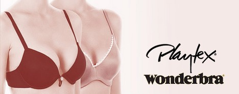 vente privée Playtex et Wonderbra