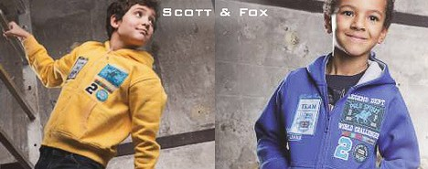 vente privée Scott & Fox