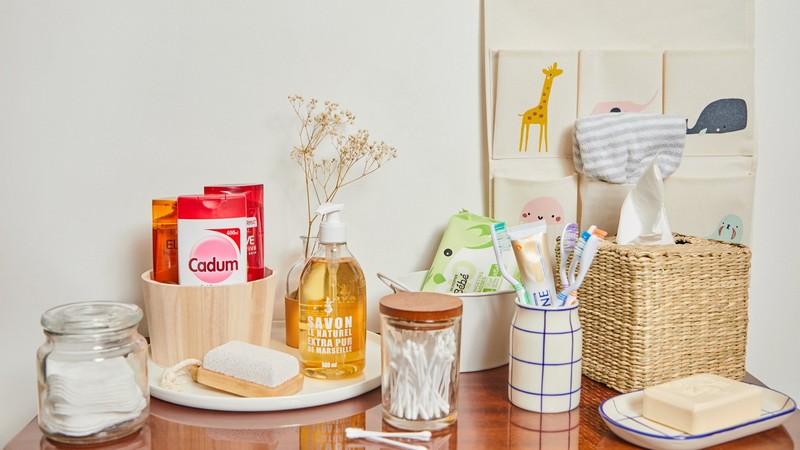 Sarenza x Monoprix : les produits d'hygiène livrés à domicile