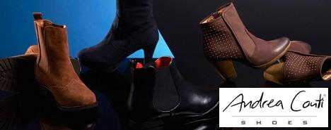 vente privée de chaussures Andrea Conti