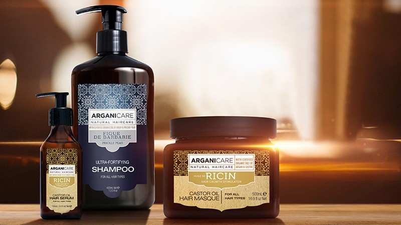Vente privée Arganicare : natural haircare
