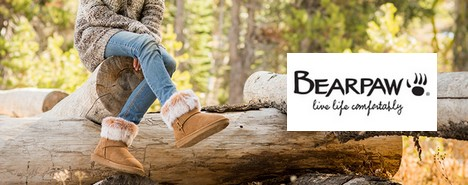 vente privée Bearpaw