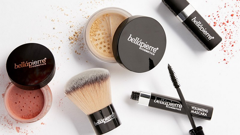 Vente privée Bellapierre Cosmetics maquillage