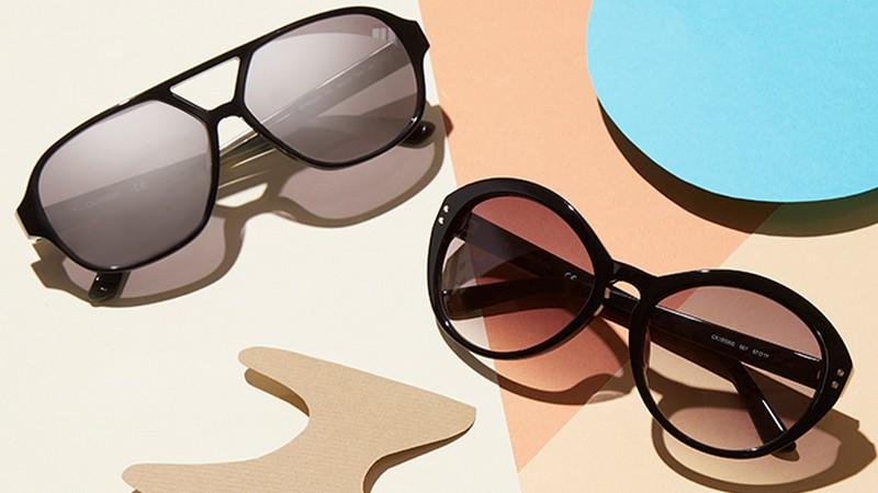 vente privée de lunettes de soleil Calvin Klein