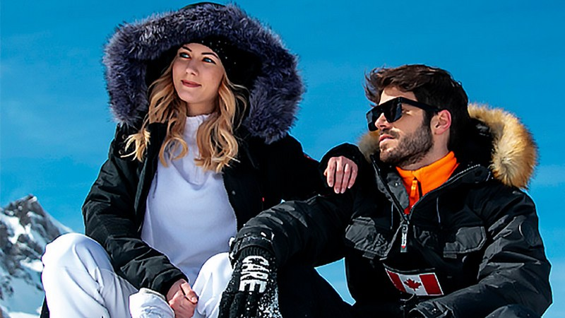 Vente privée Canadian Peak