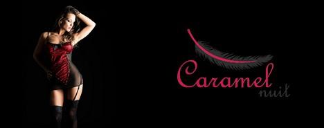 vente privée Caramel nuit