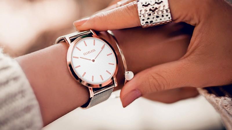 vente privée de montres Clueless