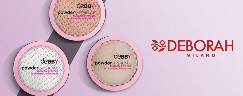 Vente privée de maquillage Deborah Milano