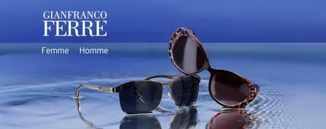 lunettes de soleil Gianfranco Ferré