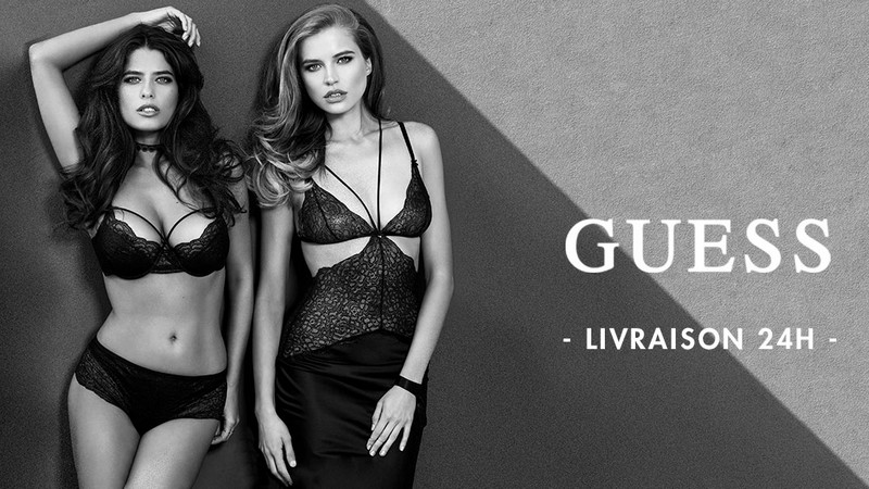 lingerie Guess