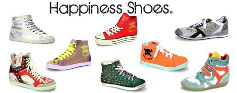 vente privée Happiness Shoes