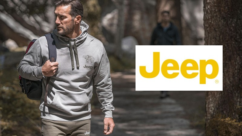 vêtements Jeep