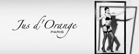 Lingerie Jus d'Orange