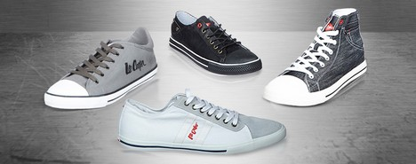 Lee Cooper – Vente privée de baskets