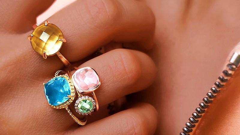 bijoux Les Divines
