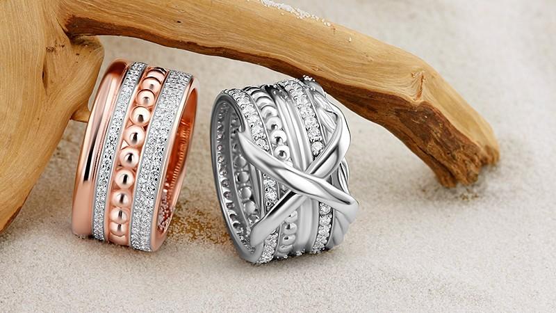 Vente privée Les Favorites : bijoux élégants en argent