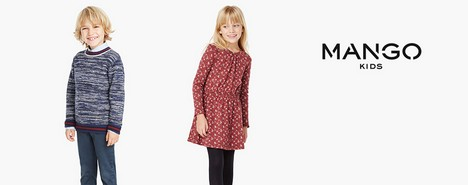 vente privée Mango Kids