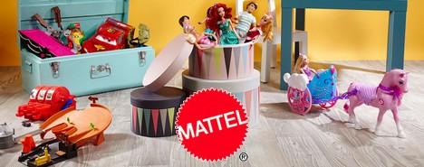 vente privée Mattel
