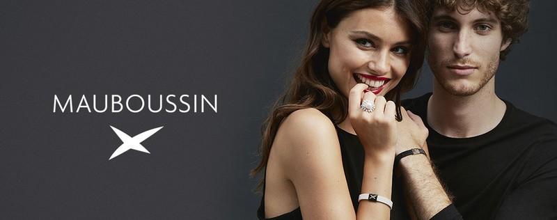 Vente privée de montres et bijoux Mauboussin