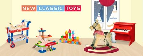 vente privée New Classic Toys