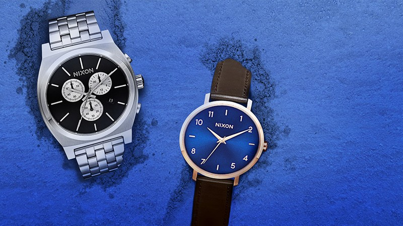 vente privée de montres Nixon
