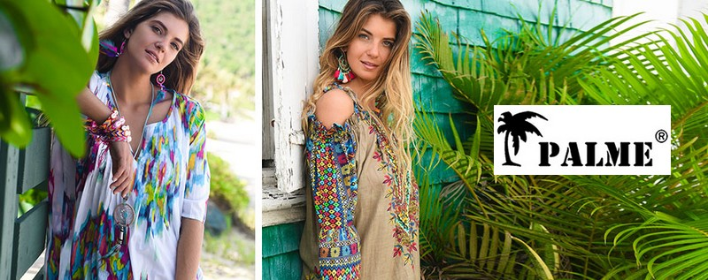 Vente privée Palme : mode hippie