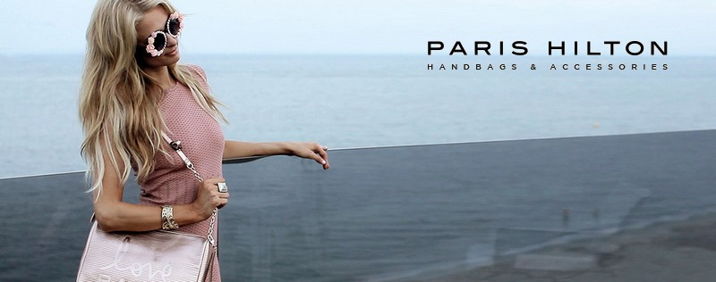 La vente privée de sacs Paris Hilton