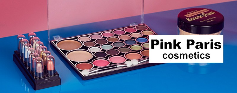 Vente privée Pink Paris Cosmetics
