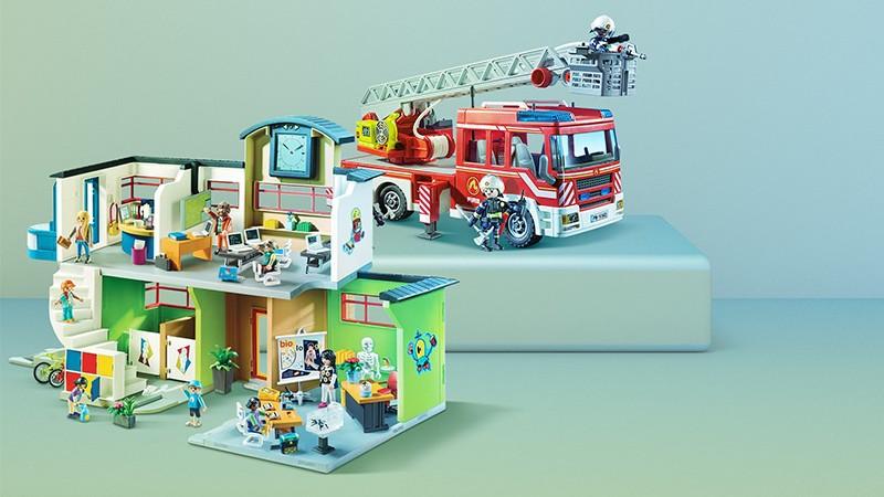 vente privée Playmobil