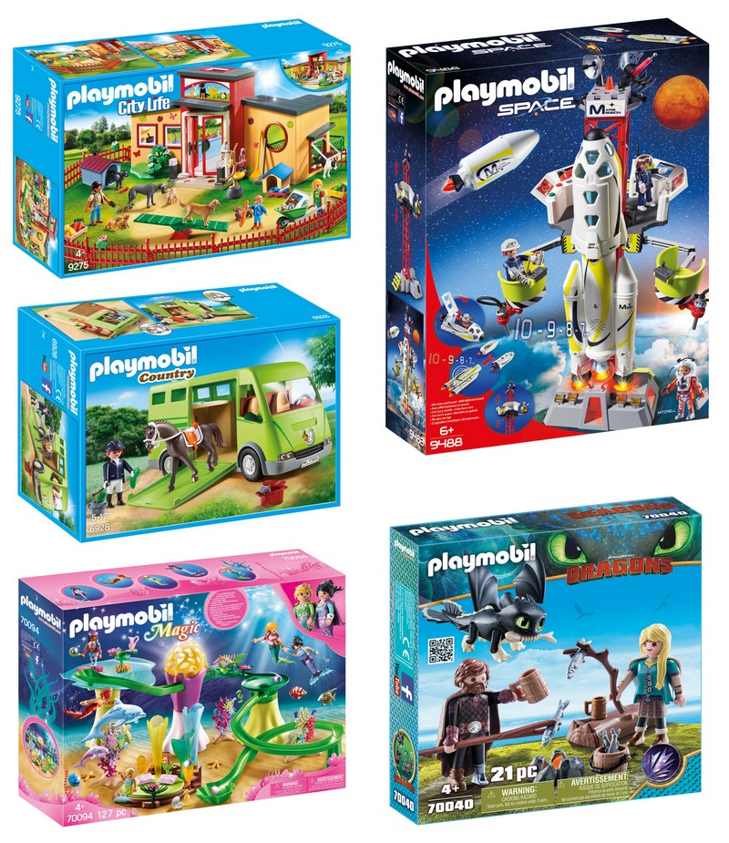 vente privée Playmobil