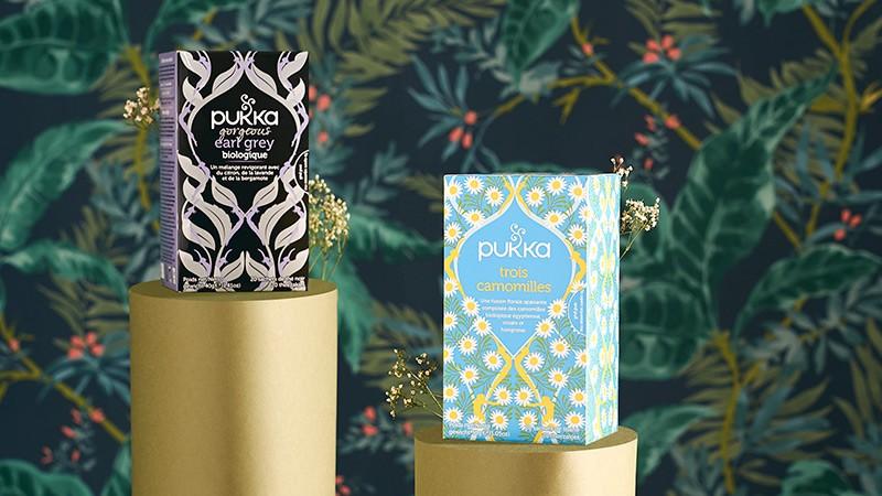 Vente privée Pukka : infusions biologiques et ayurvédiques