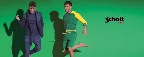 Schott sportswear