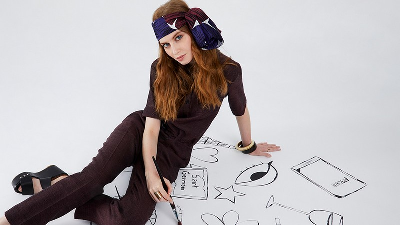 Vente privée Sonia Rykiel : de beaux dressings créatifs pour femme et fille