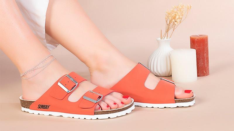 vente privée de sandales Sunbay