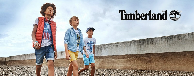 Timberland enfant
