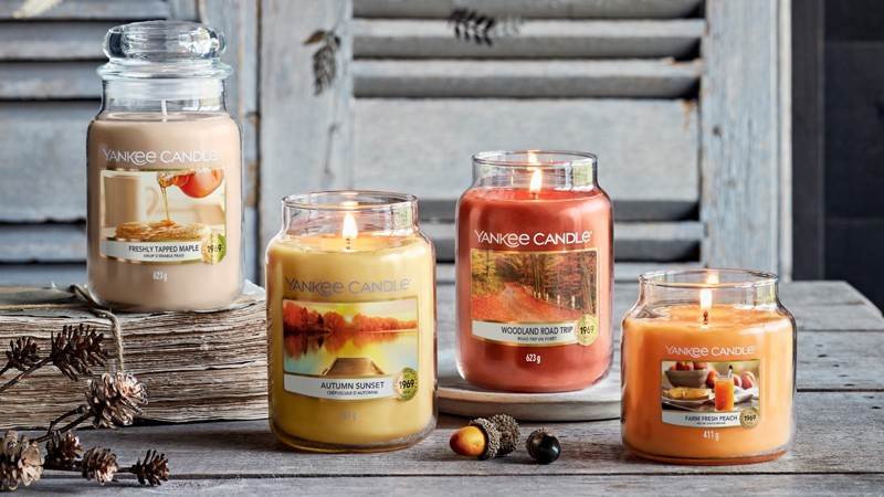 Vente privée Yankee Candle bougies