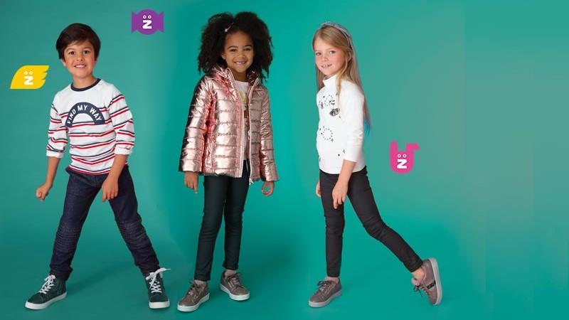Habillez les kids de A à Z pendant la vente privée Z !