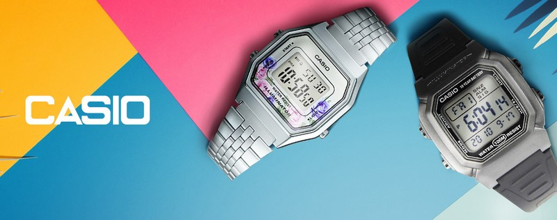 vente privée Casio