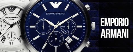 montres Emporio Armani