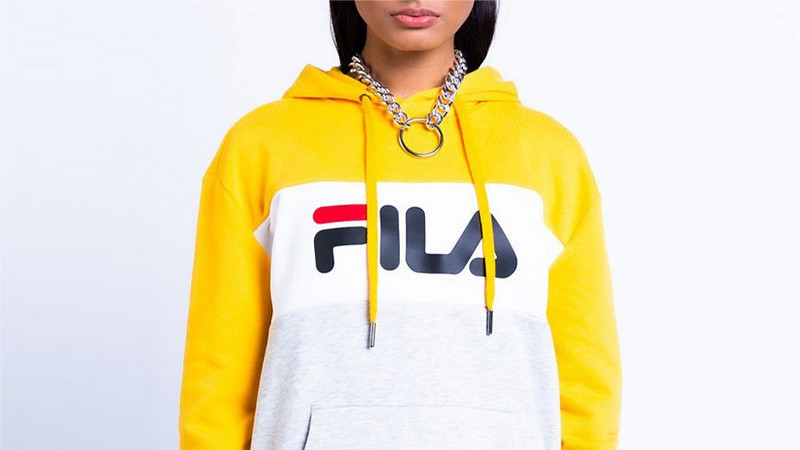 Le total look FILA arrive en vente privée