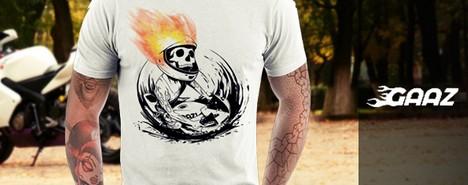 T-shirts Gaaz