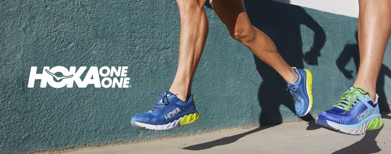 Vente privée Hoka One One : chaussures running trail
