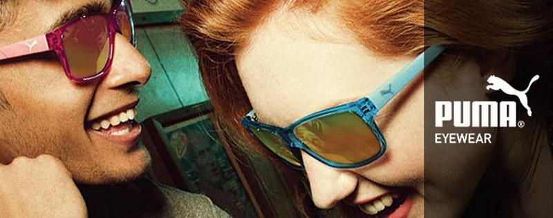 lunettes de soleil Puma
