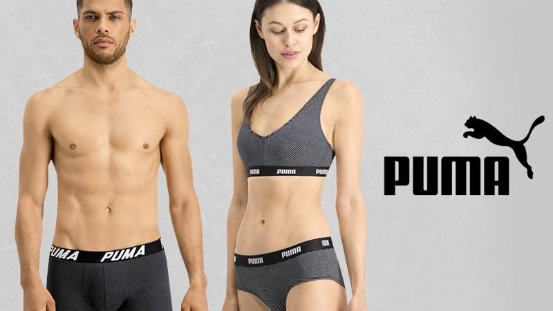 sous-vêtements Puma