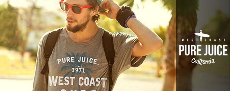 Vente privée Pure Juice California