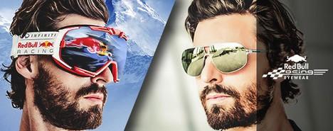 lunettes de soleil Red Bull