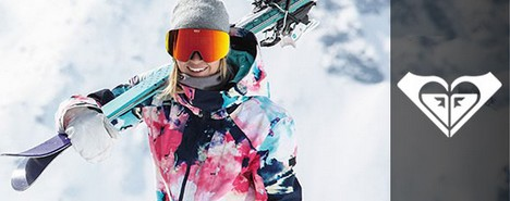 Vente privée de skis Roxy
