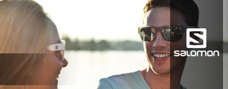 lunettes de soleil Salomon