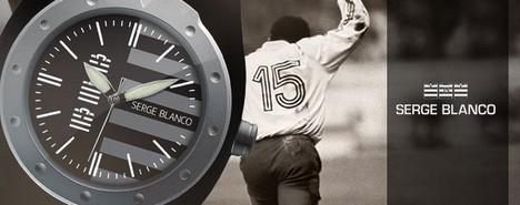 montres Serge Blanco
