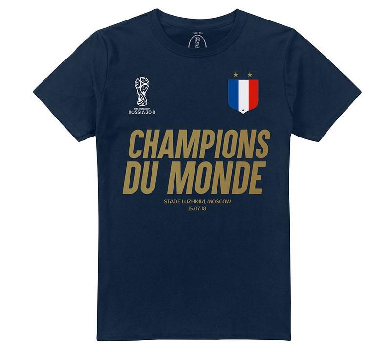 France champions du monde